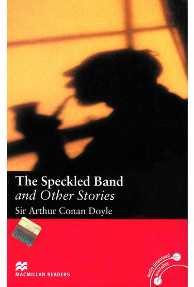 Macmillan Readers Speckled Band And Other Stories The Intermediate Reader Without CD - Anne Collins