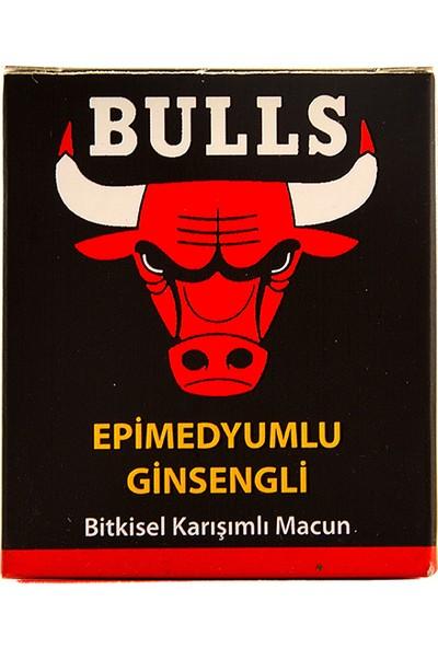 Şifamarketim Bulls Epimedyumlu Ginsengli Bitkisel Macun 240 gr
