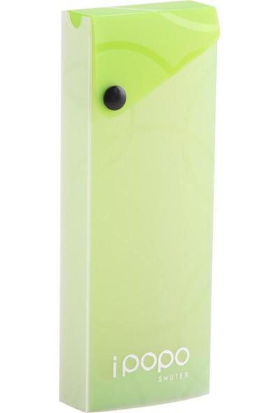 Shuter Ipopo Şeffaf Çekmeceli Kalem Kutusu Yeşil