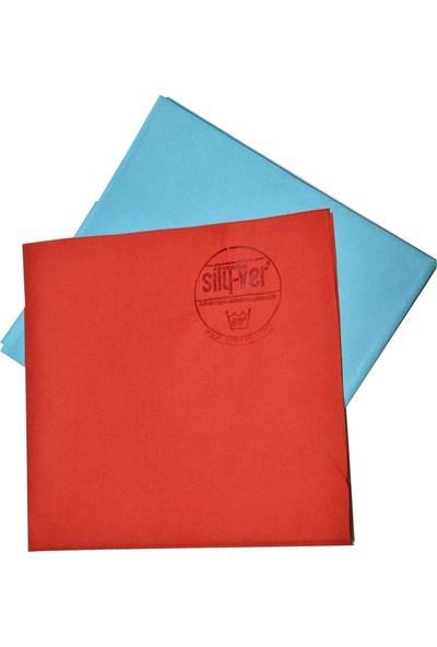 Sily-ver Silyver 40 x 40 Mikrofiber Temizlik Bezi 2'li Paket