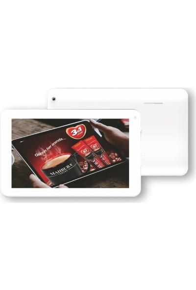 "Concord C-777 16GB 7"" IPS Tablet Beyaz"