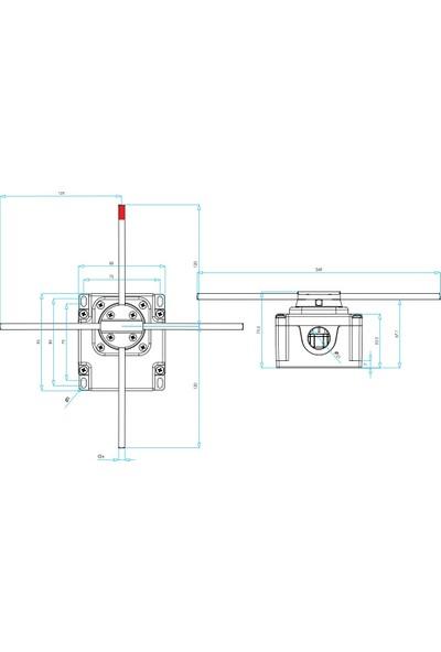 Emas Donuslu Catal Switch 360 Derece CSM04