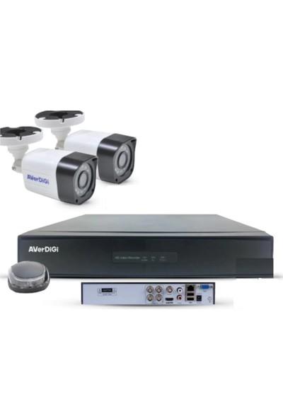 Averdigi Ahd Güvenlik Kamera Sistemi 5 İn 1 Xvr