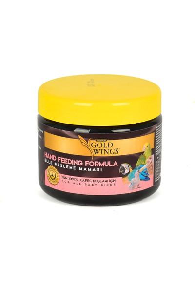 Gold Wings Premium Elle Besleme Şırınga Maması 300 gr