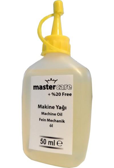 Mastercare 5 Girişli Priz Çoğaltıcı + Makine Yağı