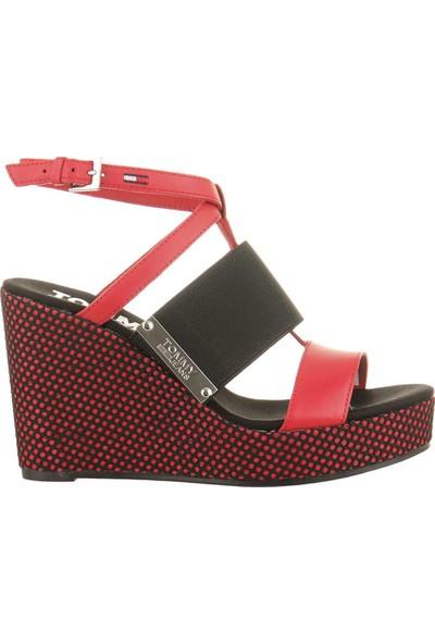 Tommy Hilfiger Kadın Ayakkabı En0En00048-611