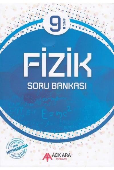 Açık Ara Yayınları 9. Sınıf Fizik Soru Bankası