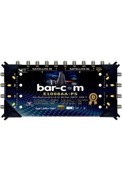 Barcom 10/8 Sonlu Multiswitch Uydu Santrali