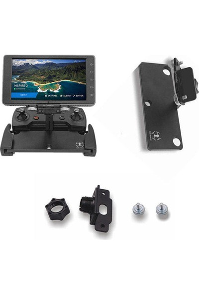 İrhanlar DJI Tablet Aparatı Mavic - Spark Uyumlu Pad Holder Irhanlar Drone Aksesuar