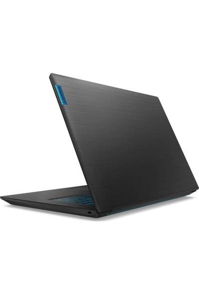 "Lenovo IdeaPad L340 Intel Core i7 9750H 16GB 1TB + 128GB SSD GTX1650 FHD Windows 10 Home 17.3"" FHD Taşınabilir Bilgisayar 81LL000VTX"