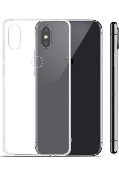 Pengu Huawei P20 Lite Silikon Kılıf Şeffaf