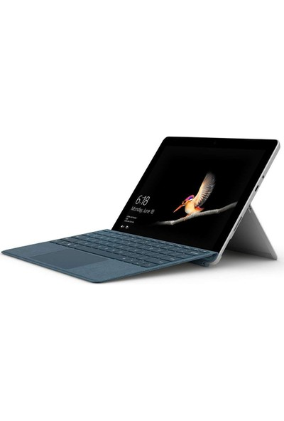 Microsoft Surface Go Signature Type Cover Klavye - Mavi