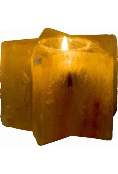 Maranki Yıldız Tuz Mumluk