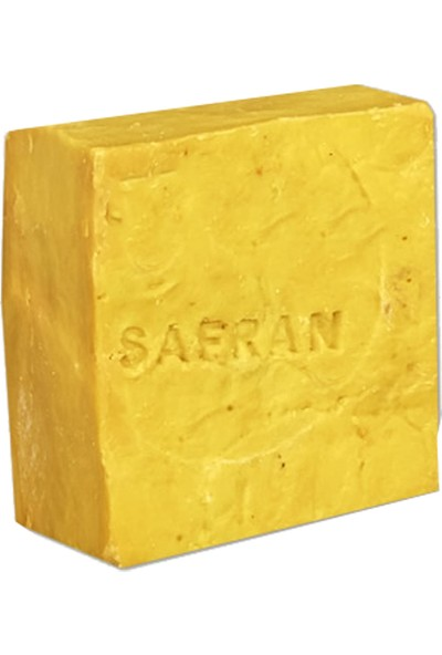 Botanica Safran Sabunu