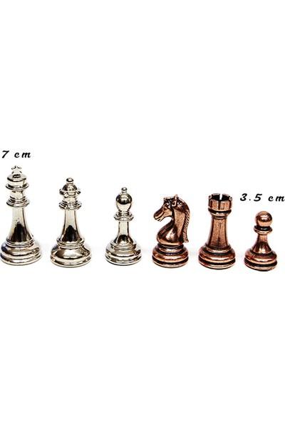 Mory Concept Satranç Takımı Klasik Tabla 30 cm