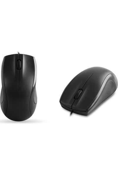 Everest Un-796 Siyah Usb Multi - Media Klavye + Mouse Set