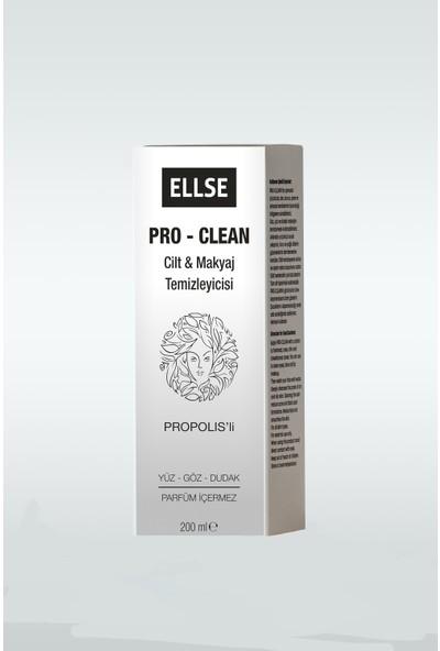 Ellse Pro Clean Cilt Ve Makyaj Temizleci