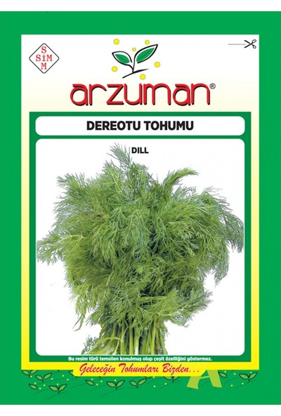 Arzuman Dereotu 10 gr