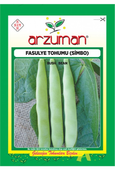Arzuman Fasulye Simbo 50 gr