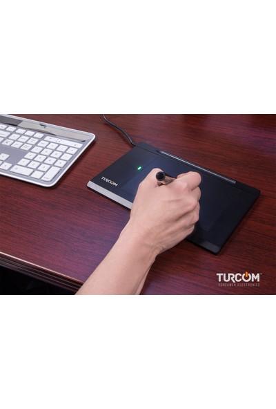 """Turcom TS-6540 5.5"""" Grafik Tablet + Kalem"""