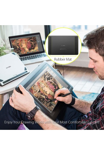 """Xp-Pen 8192 Artist 15.6"""" Grafik Tablet + Kalem"""