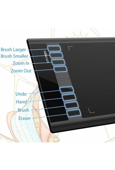"Xp-Pen STAR03 V2 12"" Grafik Tablet + Kalem"