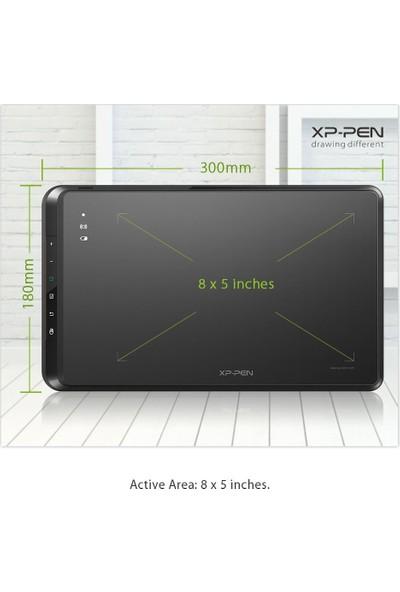 Xp-Pen STAR05 V2 Grafik Tablet + Kalem