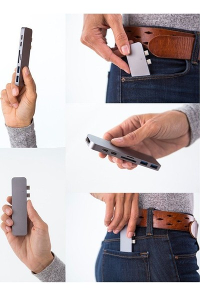 Hyperdrive USB Çoğaltıcı