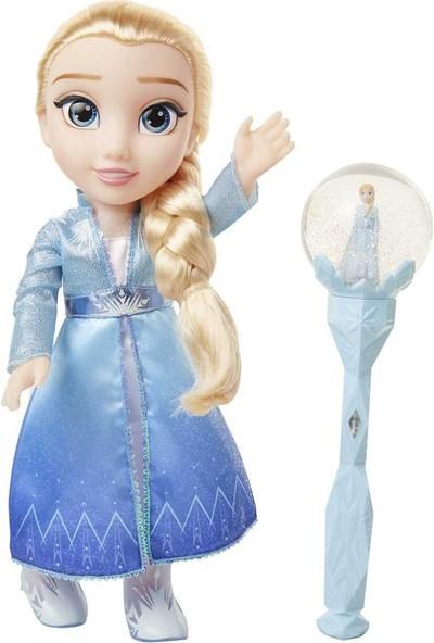 Disney Frozen 2 Elsa Bebek ve Müzikli Asa - Karlar Ülkesi 2