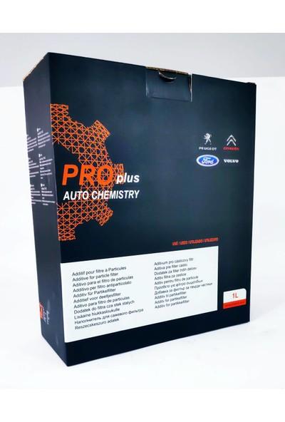 Pro Plus Partikül Filtre Sıvısı Volvo Ford Peugeot Citroen 1 lt