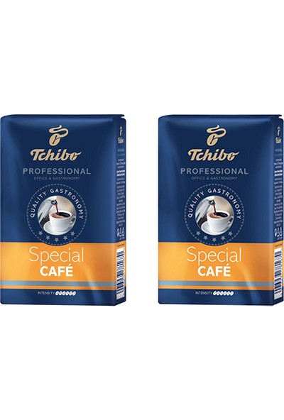 Tchibo Profesional Special Filtre Kahve 250 gr x 2 Paket