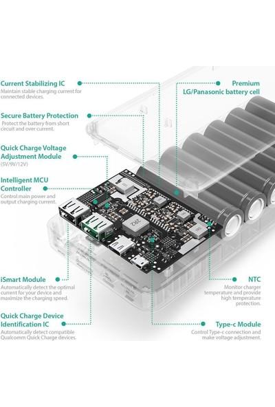 Ravpower 20.000 mAh Taşınabilir Şarj Cihazı