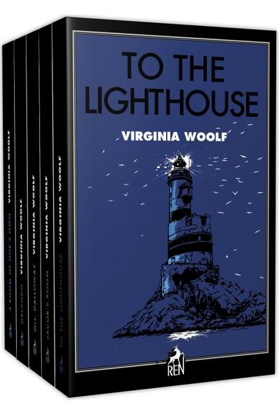 Vırgınıa Woolf İngilizce Kitapları Seti (5 Kitap Takım)