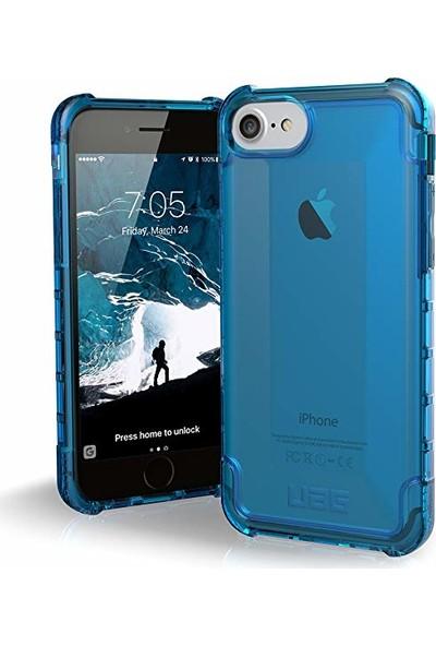 UAG Plyo Apple iPhone 8/7/6S Kılıf - Mavi