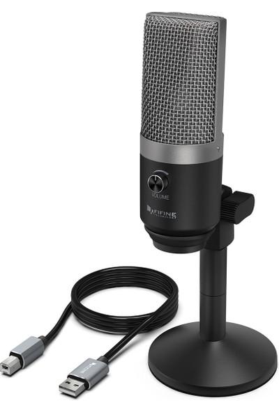 Fifine K670 Profesyonel Stüdyo Kayıt Mikrofonu