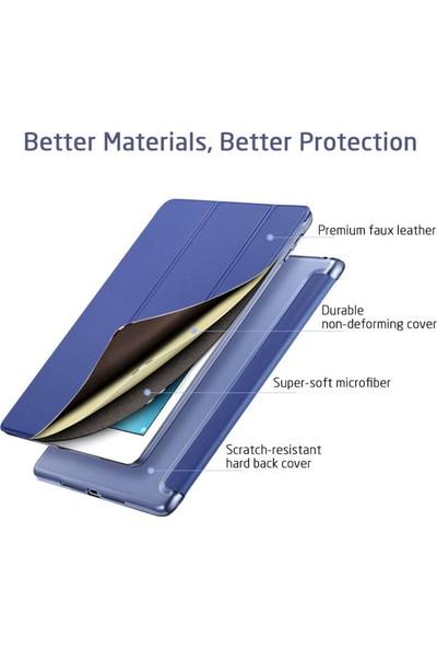 "CoverZone Cover Kılıfzone Apple iPad 7.nesil 10.2"" Smart Cover Kılıf Altın"