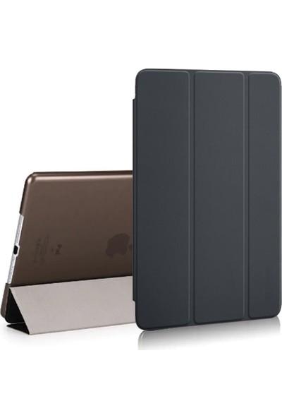 "Cover Kılıfzone Apple iPad 7.nesil 10.2"" Smart Cover Kılıf Siyah"