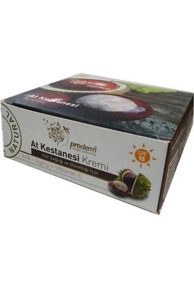 Proderm Kral Proderm Gold At Kestanesi Kremi Anti - Aging - E Vitamini 120 ml
