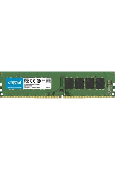 Crucial 8GB 2666MHz DDR4 Ram (CT8G4DFS8266)