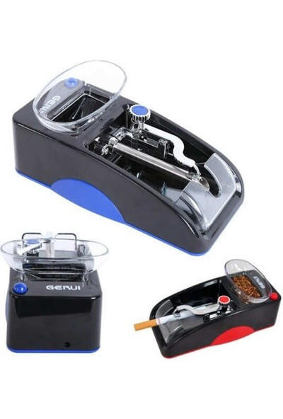 Gerui Elektrikli Otomatik Sigara Tütün Sarma Makinası