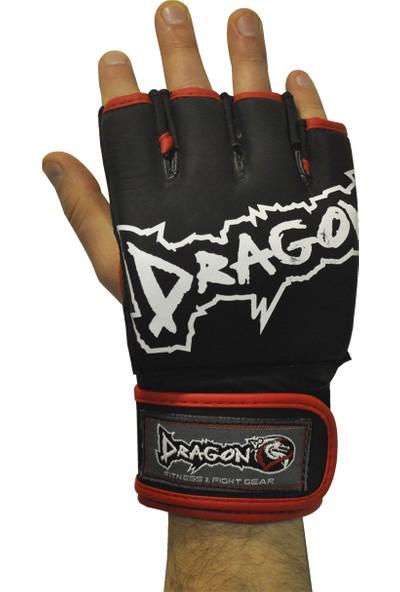 Dragon Invincible Deri Mma - Free Fighting Eldiveni