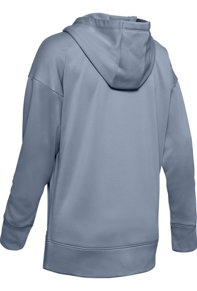 Under Armour Kadın Sweatshirt Synthetıc Fleece Graphic Ua Logo Po Hood