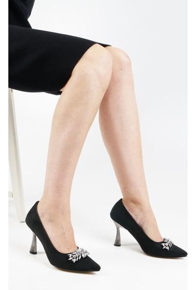 Marjin Kadın Limel Topuklu Ayakkabı
