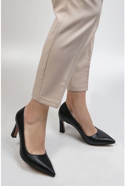 Marjin Akuna Topuklu Ayakkabı