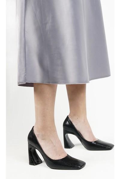 Marjin Dikole Topuklu Ayakkabı