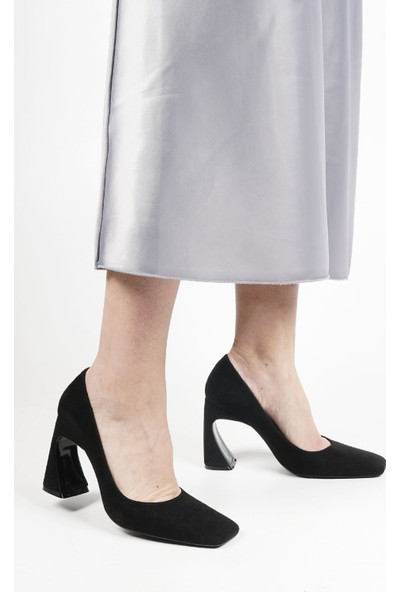 Marjin Devolze Topuklu Ayakkabı