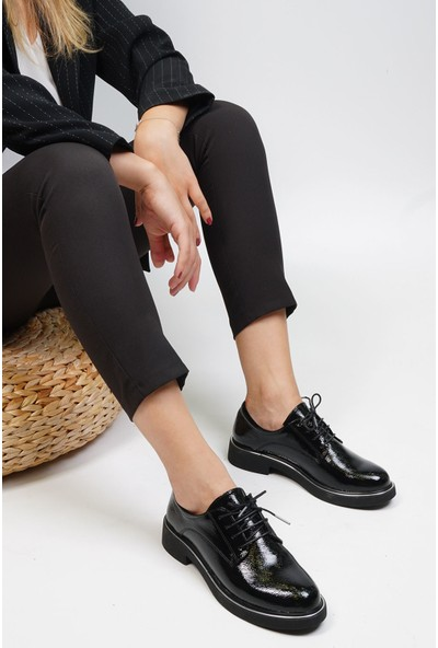Marjin Kadın Terva Düz Ayakkabı