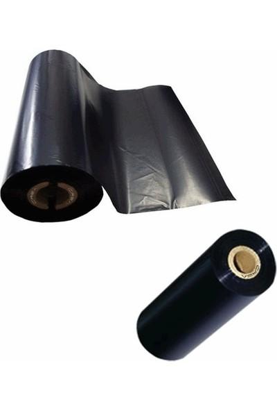 Crea Barkod Crea Wax Ribon 110 mm x 74 M 50 Adet