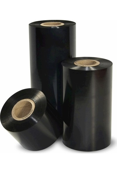 Crea Barkod Crea Wax Ribon 110 mm x 300 M 48 Adet