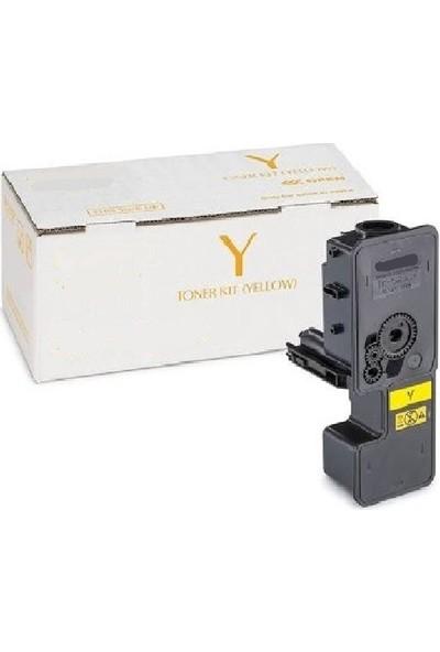 EmgeToner Utax 2155 / PK-5014 Sarı Çipli Muadil Toner